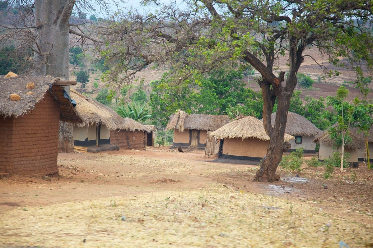 Misconceptions: All Africans Live In Huts And Trees