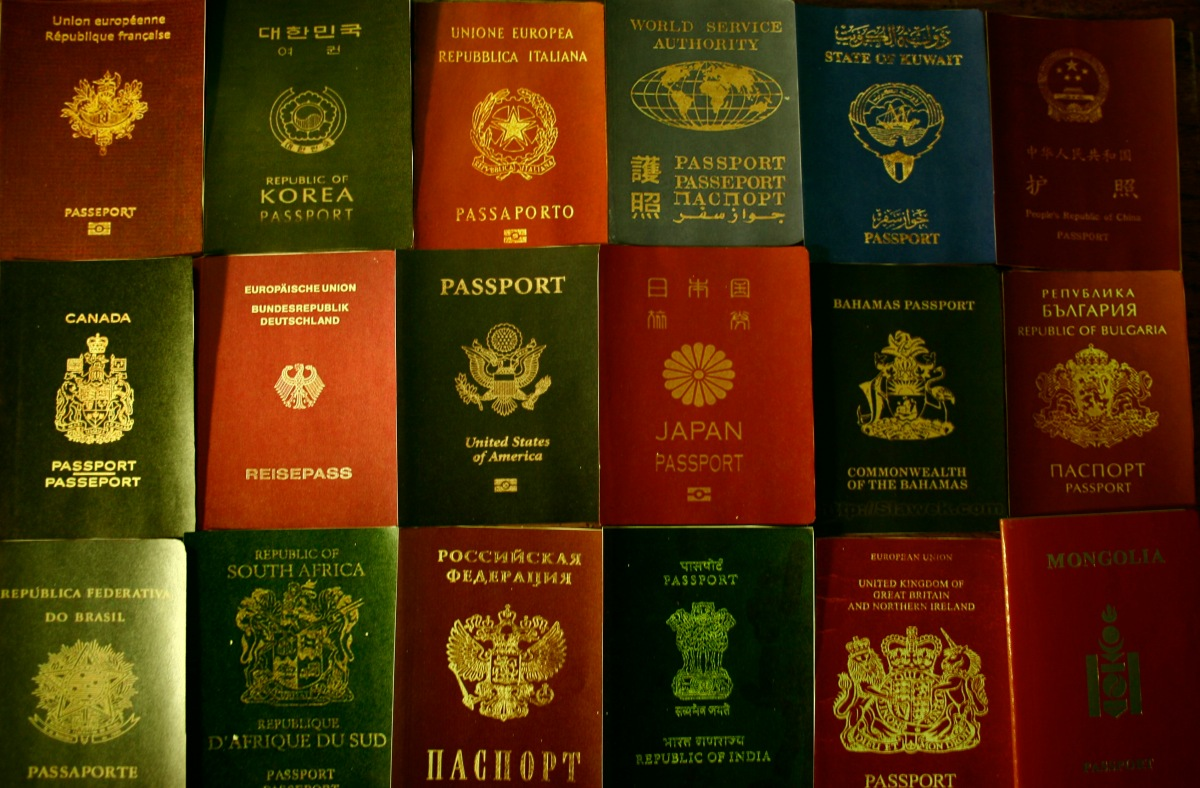 Ranks Of Passports Around The World